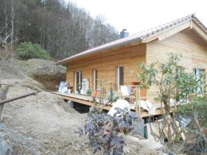 Einfrauhaus in Waldsolms